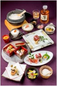 響 赤坂 披露宴のお料理